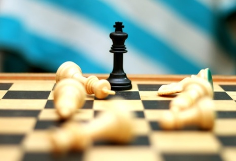 chess piece for causation raising aspirations post