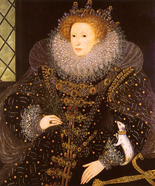 Ermine Portrait Elizabeth