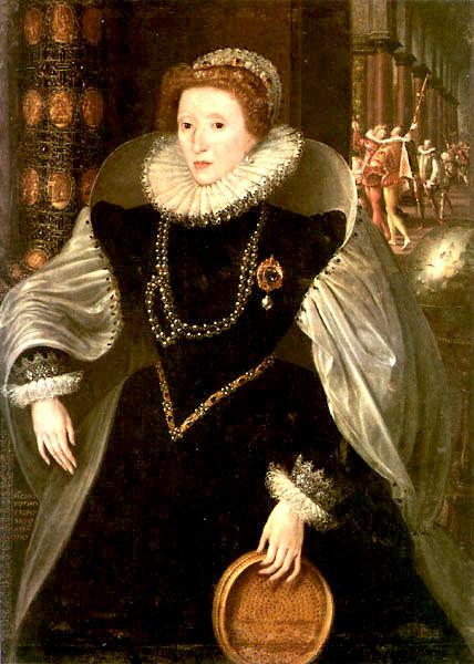 Sieve Portrait Elizabeth